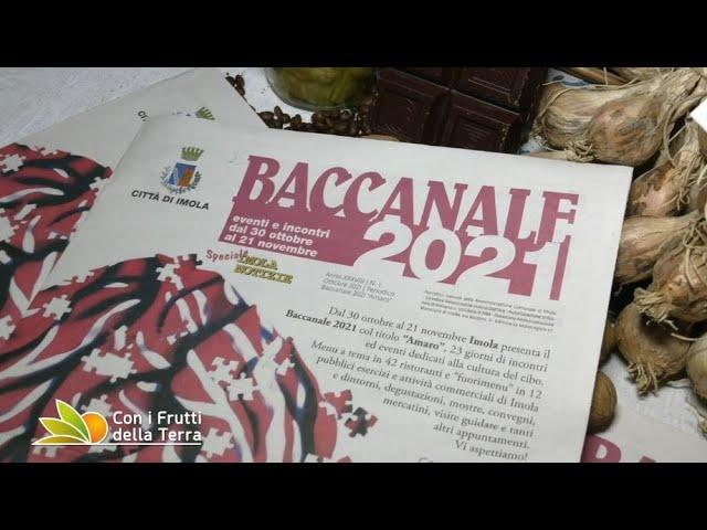 Puntata del 24/10/21 – 4° parte – Il Baccanale 2021 sceglie l'amaro