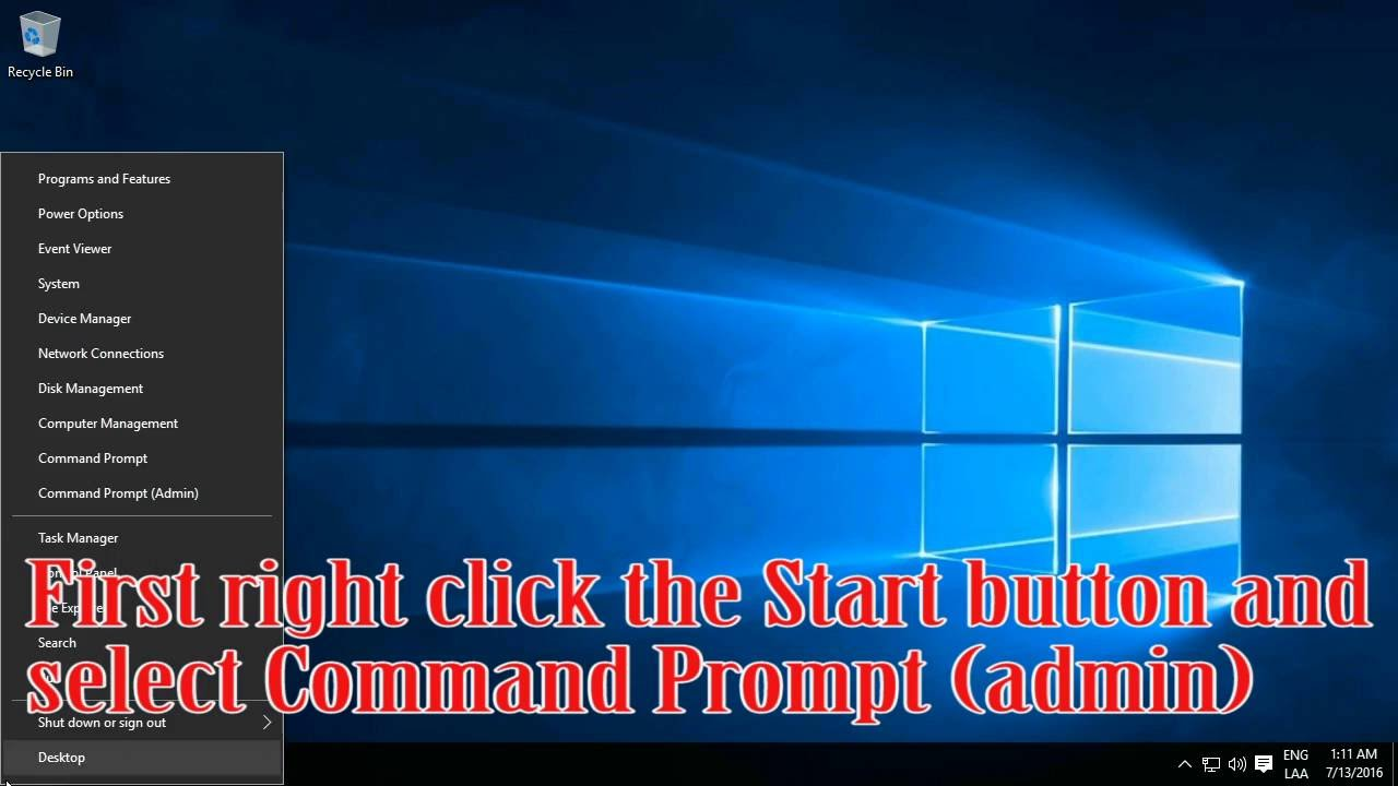 Fix Windows 10 Start Menu Search Can't Find Installed Applications - QUICK  AND EASY!