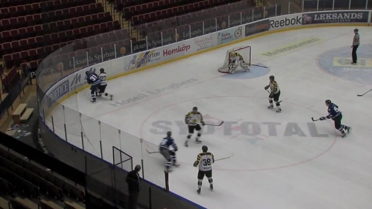 Leksands IF J20 vs Skellefteå AIK - YouTube