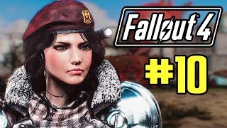 JEANNIE PLAYS FALLOUT 4 - Part 10 (FINDING KELLOGG)