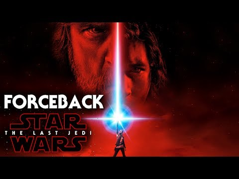 Star Wars The Last Jedi Flashback Scene Exciting News! SPOILERS
