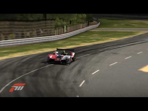 Forza Motorsport 3: Audi R15 TDI (with R15 TDI Plus design) on Le Mans