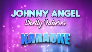 Shelly Faberes - Johnny Angel (Karaoke version with Lyrics)