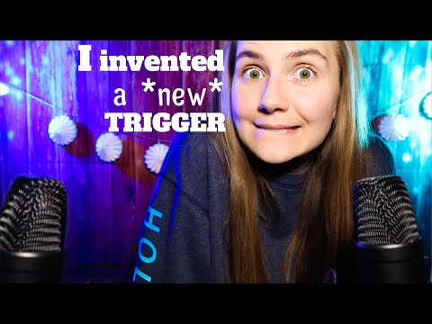ASMR I Invented A New Trigger | Modified Words