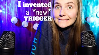 ASMR I Invented A New Trigger  Modified Words