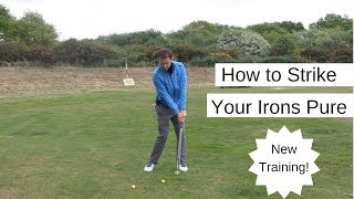 Strike Your Irons Pure - 3 Great Golf Tips