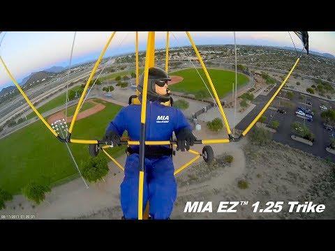 MIA RC Micro Trike-Ultralight-Microlight-Powered Hang Glider
