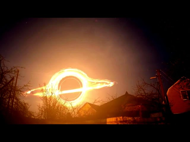 This Black Hole is Coming Towards Earth!