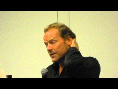 Iain Glen facts 2013