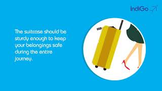 Tips to secure your luggage