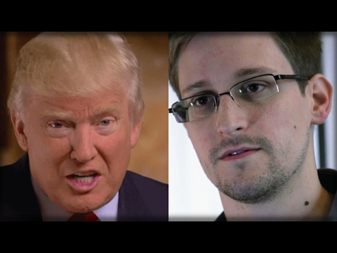 Download Youtube: TRUMP IN SHOCK! WHAT EDWARD SNOWDEN JUST TOLD HIM WILL BRING DOWN EVERYTHING!