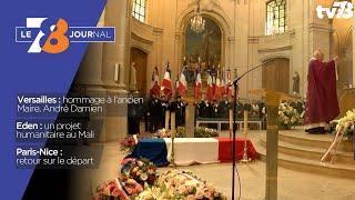 7/8 Le journal. lundi 11 mars 2019