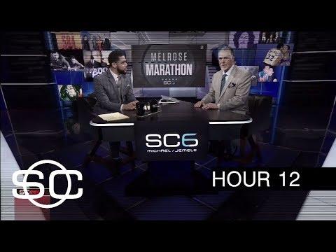 Barry Melrose's marathon of a day   SportsCenter   ESPN