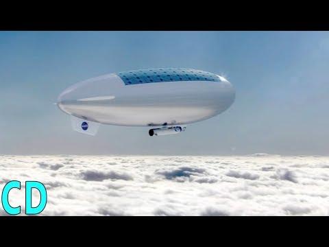 Zeppelins of Mars