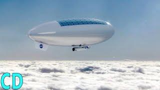 Zeppelins of Mars - HAVOC on Venus : NASA