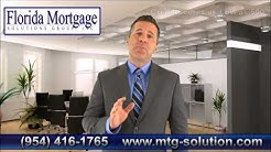 Florida Mortgage Solutions - Home Loan - Recent Foreclosure or Short Sale