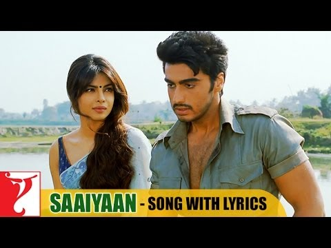 Lyrical: Saaiyaan Song with Lyrics | Gunday | Arjun Kapoor | Priyanka Chopra | Irshad Kamil