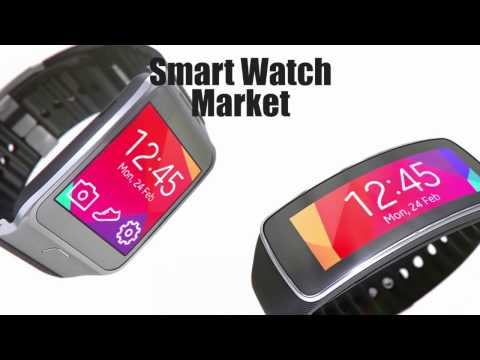 Smartwatch Market is Growing Rapidly Due to the High Adoption Rate of Smartphone Around the World
