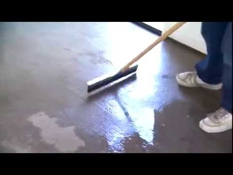 How To Ly Epoxy Sealer Your Garage Floor You
