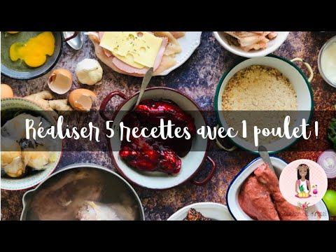 réaliser-5-recettes-avec-un-poulet-:-cuisiner-des-spécialités-mauriciennes,-faciles-et-rapides-!