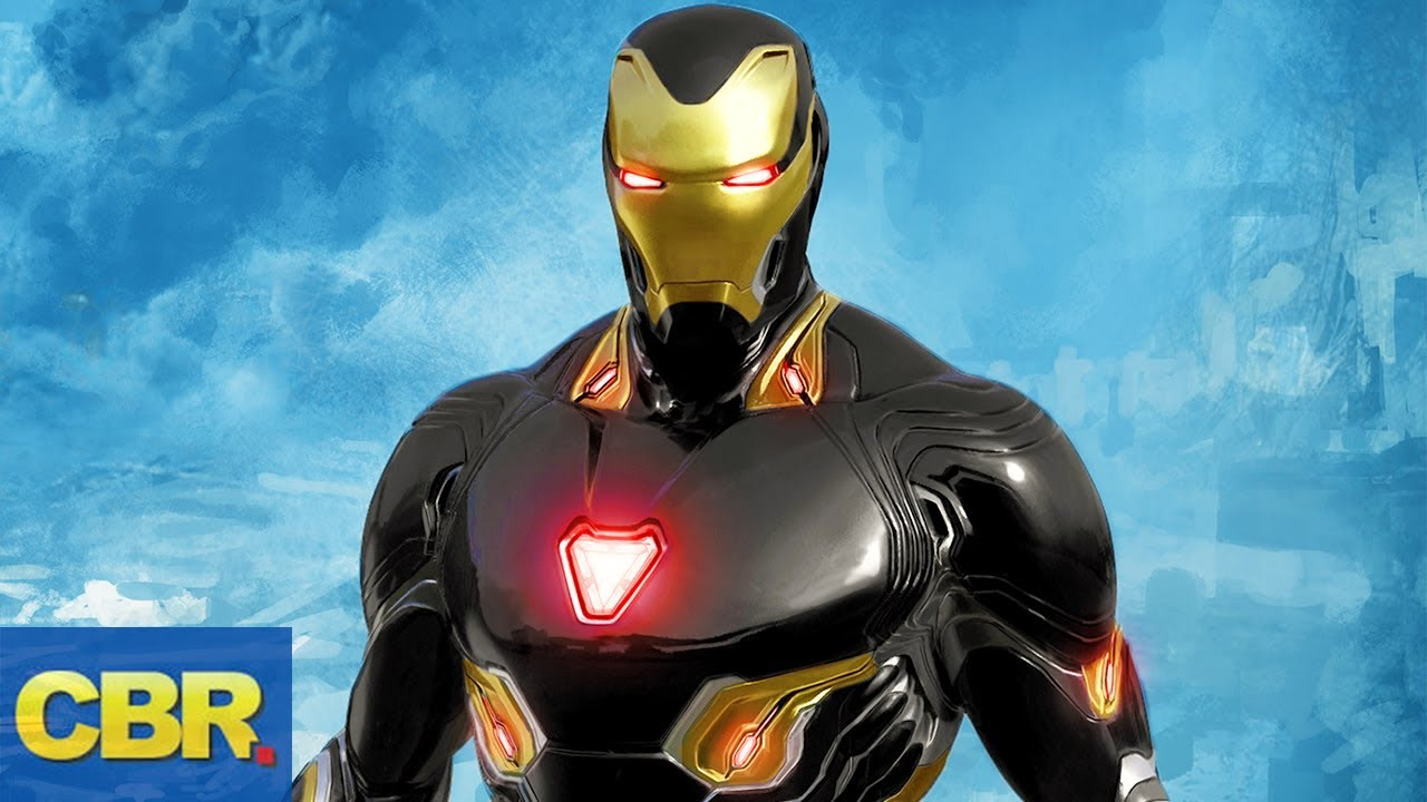 Iron Man Suit Creator Game