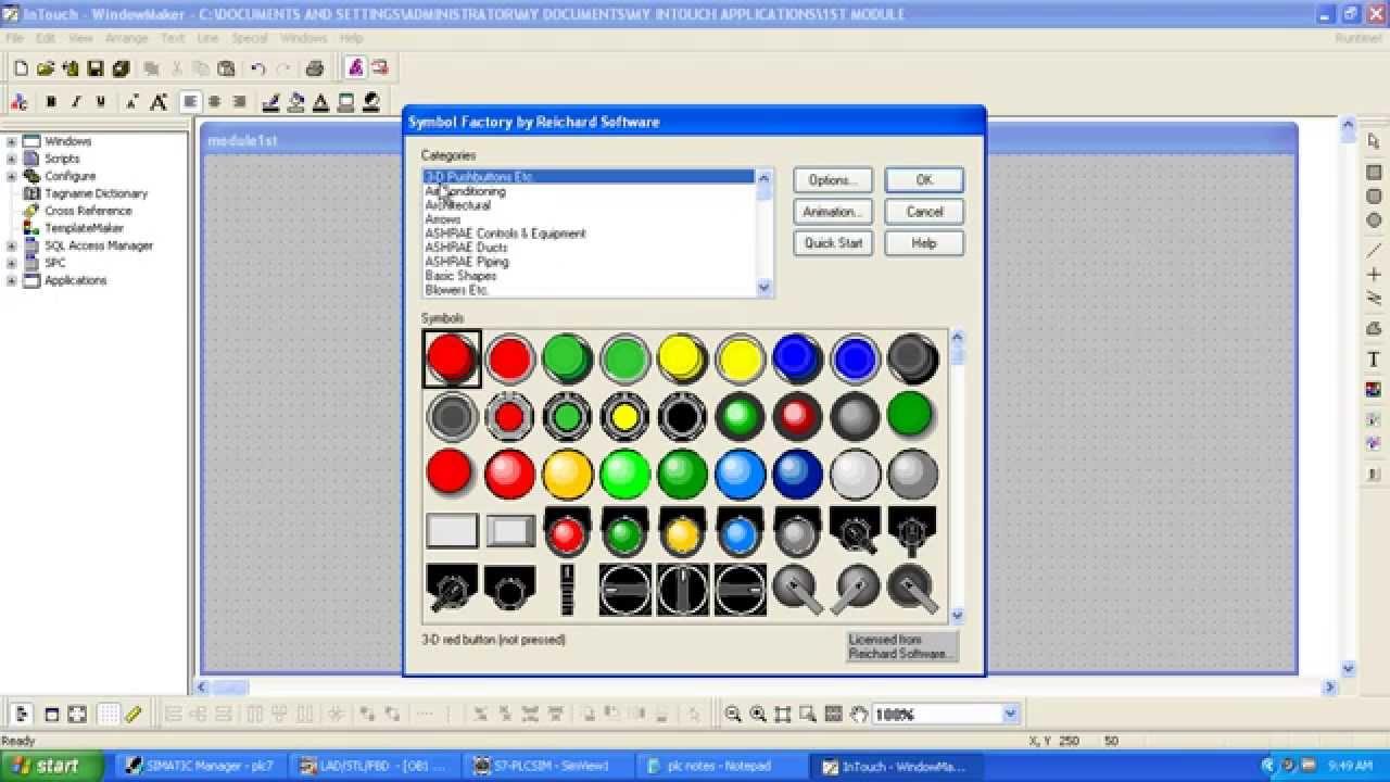 Wonderware intouch 10 1 installation youtube.