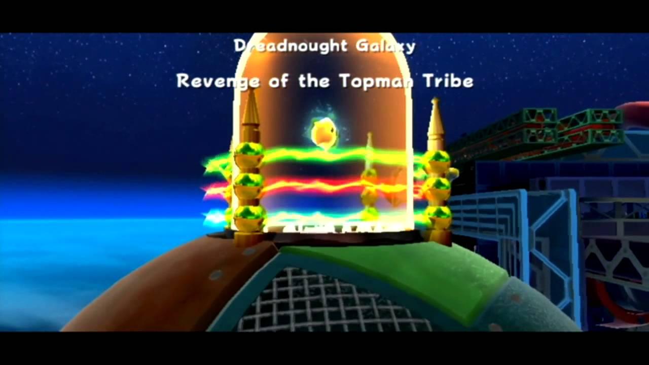 Dreadnought Galaxy | Super Mario Galaxy - YouTube