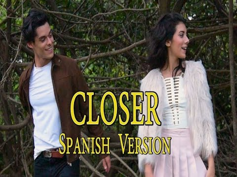 CLOSER (Spanish Version) - The Chainsmokers feat Halsey (cover by Giselle Torres and Mauricio Novoa)