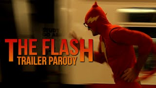 The Flash - TV Series Trailer Parody!