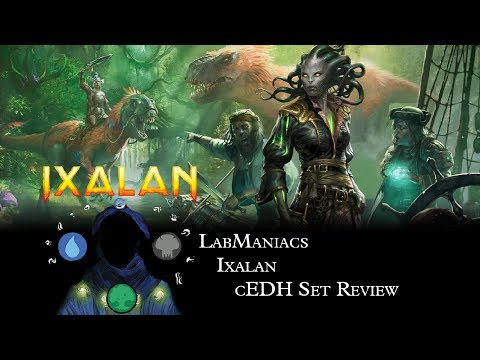 Competitive EDH Set Review: Ixalan