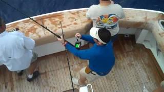 Fishing@ Salinas, Puerto Rico