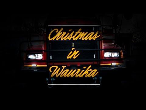 Waurika Christmas Parade