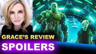 Ready Player One SPOILERS Review