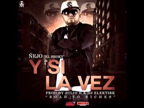 Ñejo - Y Si La Ves (Pista) instrumental