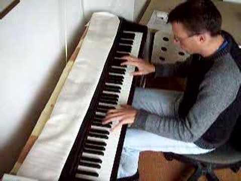 Scott Joplin - The Entertainer (piano)