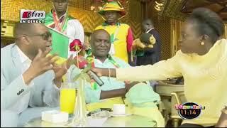 Depuis Caire,You et Babacar Ngom galvanisent les Lions par les notions de Kersa et diom