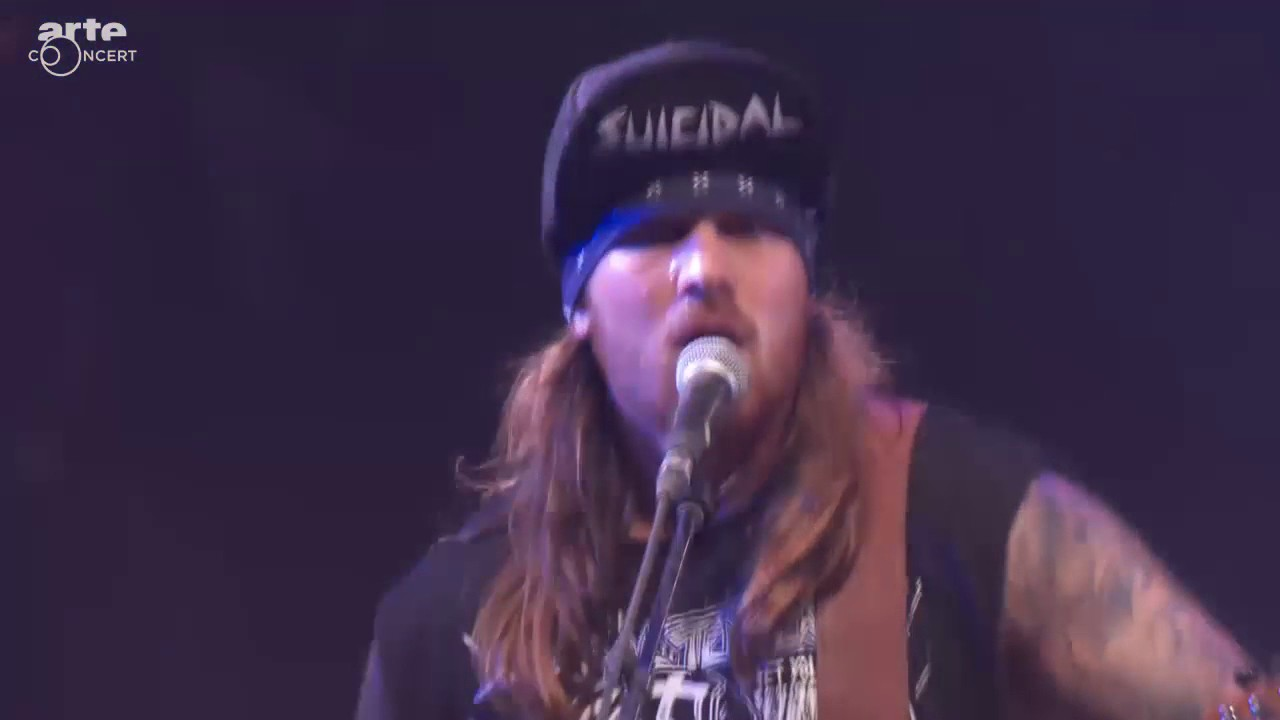 Arte Tv Hellfest 2017 Bootleg Pro Shot Full Set From Suicidal Tendencies Live At