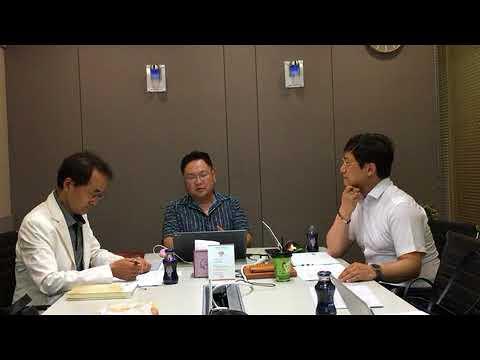 한국핀테크연합회 K-CryptoValley 1차 회의