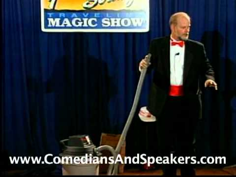 GLENN STRANGE - Standup Comedian and Magician Video