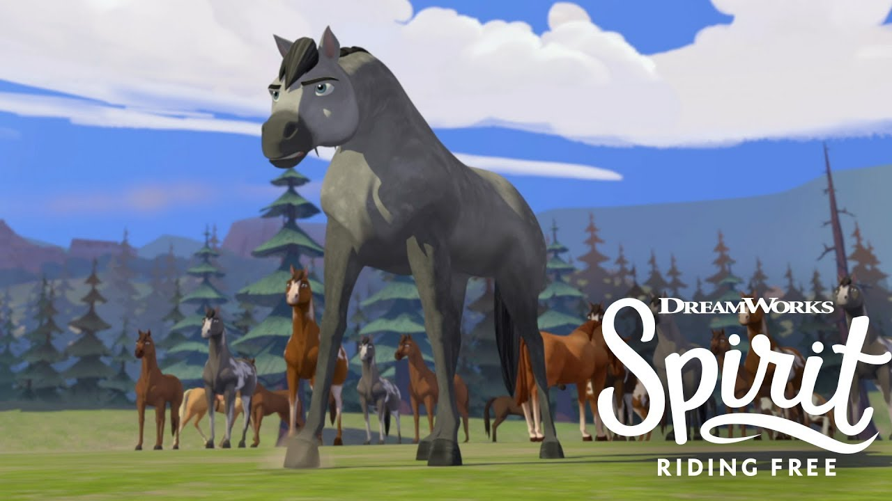 Image result for spirit riding free season 4