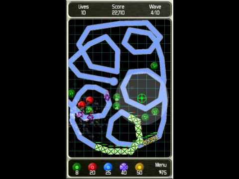 Geometric Invasion Demo - Android Game