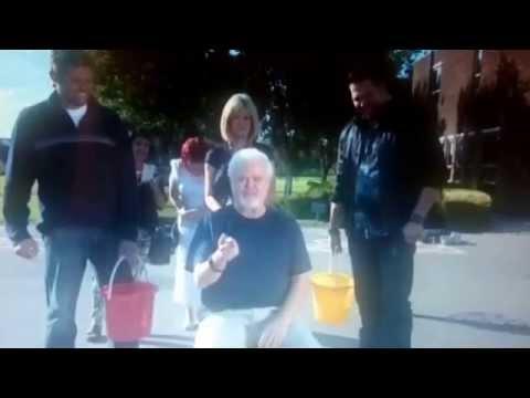 Merrill Osmond ALS Ice Bucket Challenge