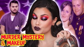 Twisted Love Triangle - Missing Marine Wife Living A Double Life?? | Mystery & Makeup Bailey Sarian