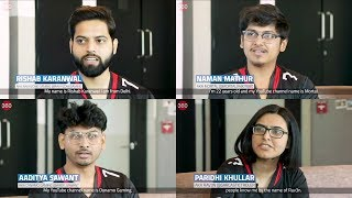 NDTV Gadgets 360 Interview Ft  Dynamo Gaming, Mortal & Rav3n PUBG
