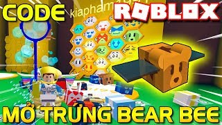 Roblox - France LE DIEU BEE dos LAYING EGGS BEAR BEE 1000 ROBUX-Bee Swarm Simulator (Code) KiA Pham (en)