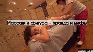 Антицеллюлитный массаж в Москве. Студия Персик. Массаж для мужчин