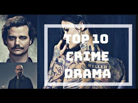 Top 10 Crime Drama TV Shows