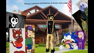 Sammy Lawrence Misbehaves at Great Wolf Lodge (Full Video)