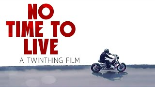 'NO TIME TO LIVE' Custom BMW - by TWINTHING CUSTOM MOTORCYCLES - James Bond Parody