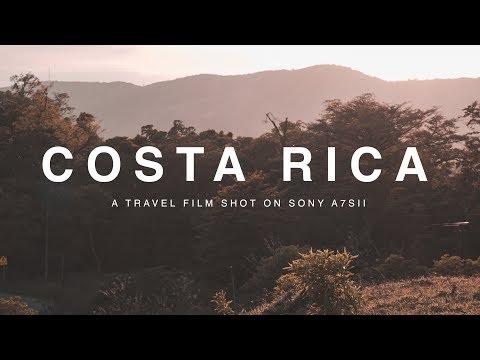 COSTA RICA | A Travel Film Shot On Sony a7sII
